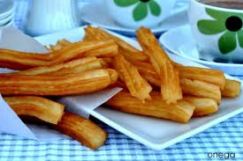 Masa de churros con thermomix