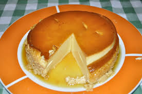 Pudding de queso